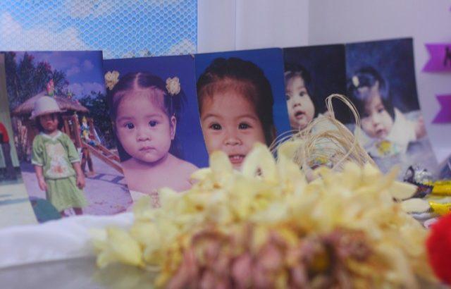 Kristel Tejada, her family's 'Star'