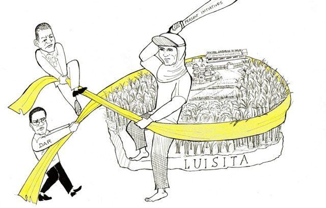 Lawmaker seeks probe of DAR violations of SC ruling on Luisita