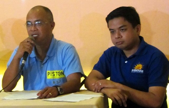 Why pick on us? – Makabayan