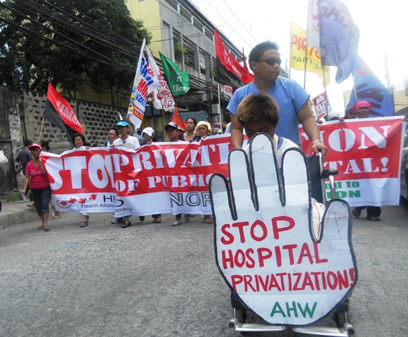 Bidding of Orthopedic hospital extended, groups vow to intensify protests