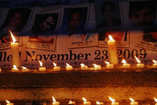 Journalists mark 42nd month of Ampatuan massacre