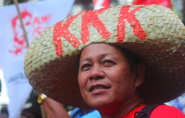 Fernando 'Ka Pando' Hicap, from the streets to possibly, Congress as Anakpawis rep