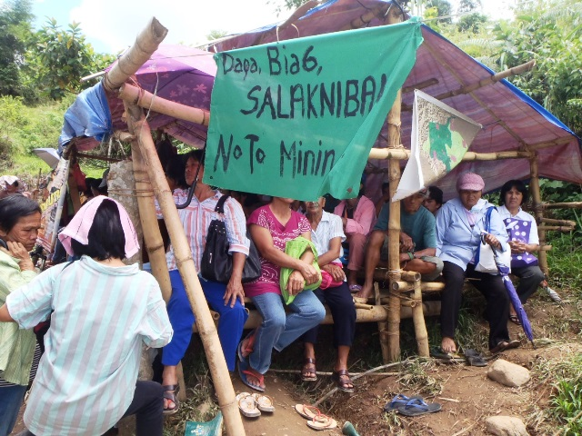Support for anti-mining barricade in N. Vizcaya swells as court issues TRO