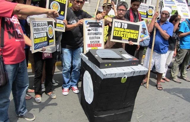 Youth solon to Comelec: Explain new deals over PCOS machines, source code