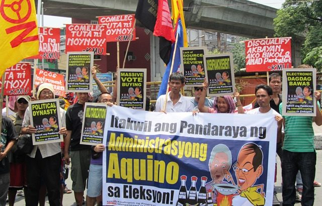 Comelec's random manual audit not random, not representative – election watchdog