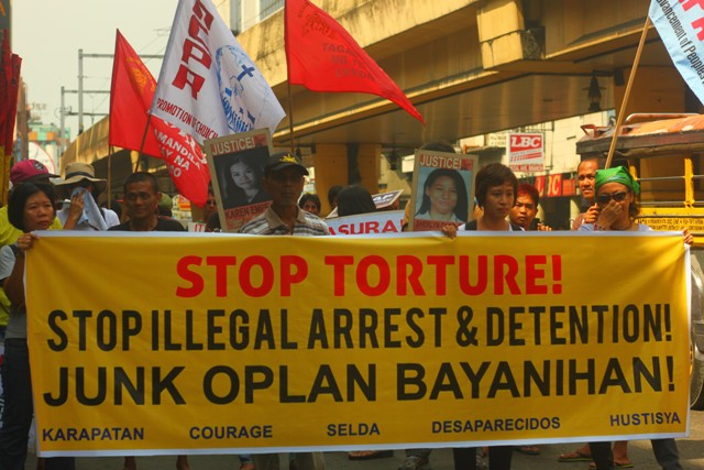 Rights groups condemn torture of 3 Lumads, including 2 children