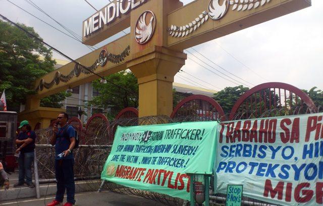 OFWs remind Aquino to fast track repatriation of stranded Filipinos in Saudi
