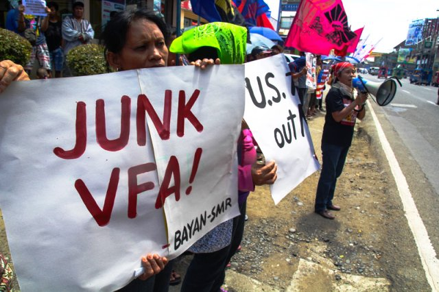 Solons say no to another VFA