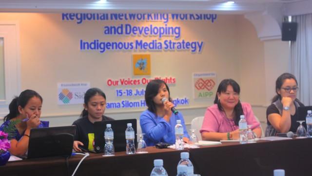 In Asia Pacific, media reinforce marginalization, discrimination vs indigenous peoples