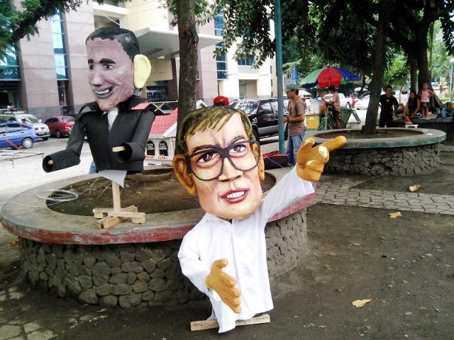 Davao folks see no change as Aquino gives 4th SONA