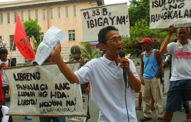 Luisita farmers seek SC intervention against DAR