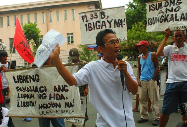Luisita farmers seek SC intervention against DAR