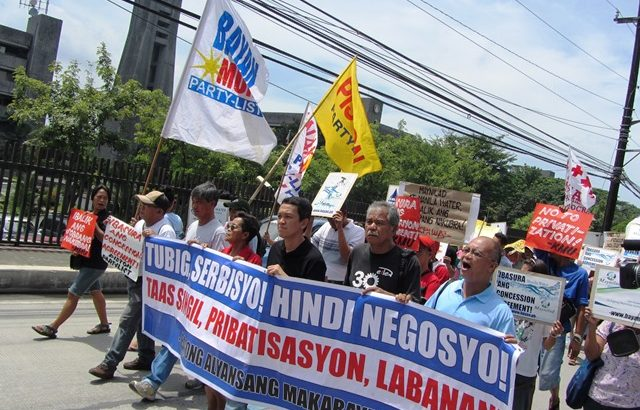 With concession agreement, no hope Maynilad, Manila Water will voluntarily lower profits