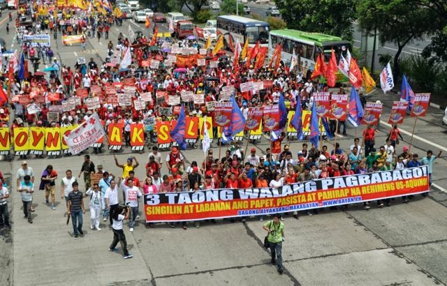 Groups hold People's SONA
