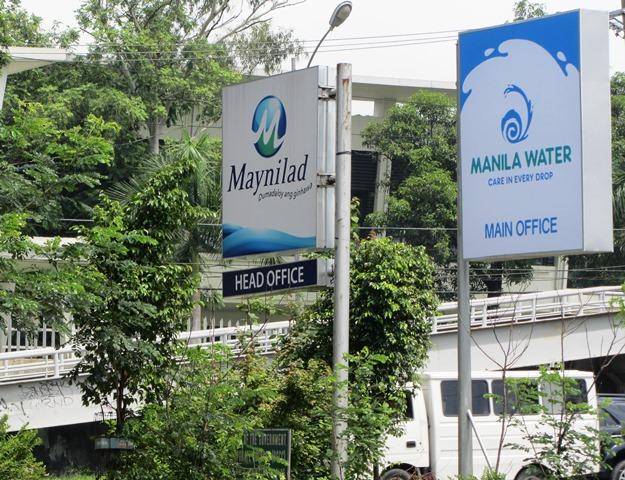 Bulatlat picture water concessionaires