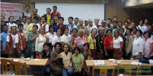 Indigenous peoples press for ancestral land, other rights