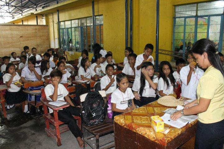 """Teachers work even in difficult circumstances,"" teachers lament. (Photo courtesy of Alliance of Concerned Teachers/ Bulatlat.com)"