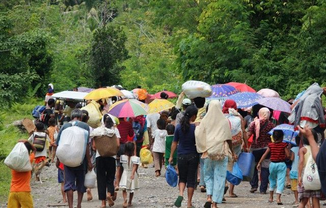 Agusanon Manobos battle vs. displacement, aggression