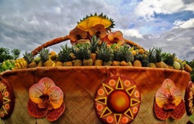 Davao City starts Kadayawan Fest