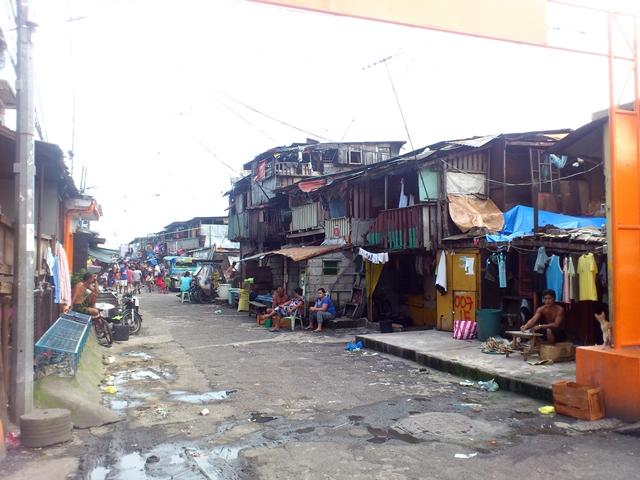 Road 10 (Photo by J. Ellao / Bulatlat.com)