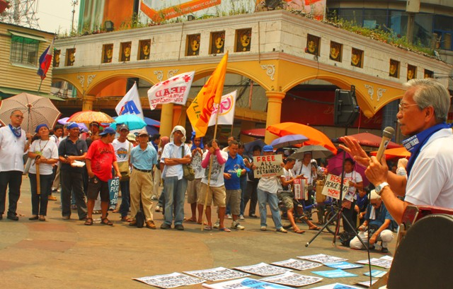 Is Aquino closing his doors on the NDFP?