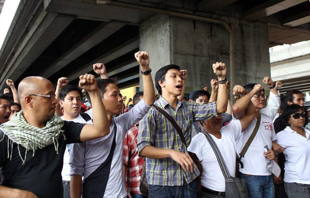 Filipinos troop back to EDSA vs corruption
