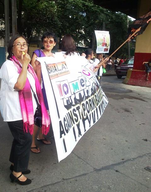 Photo by Anne Marxze D. Umil / Bulatlat.com