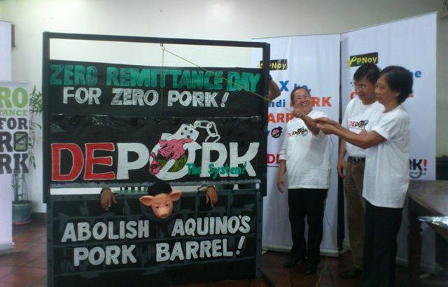 Longer zero remittance protest vs 'pork' possible – OFW groups
