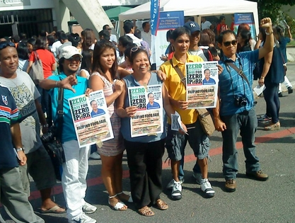 More OFWs to join Zero Remittance Day vs 'pork'