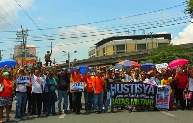 Martial law victims hit OSG for blocking claims distribution