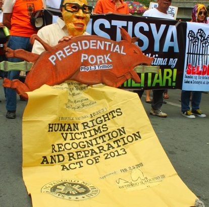 Why is it taking so long to indemnify victims of martial law?