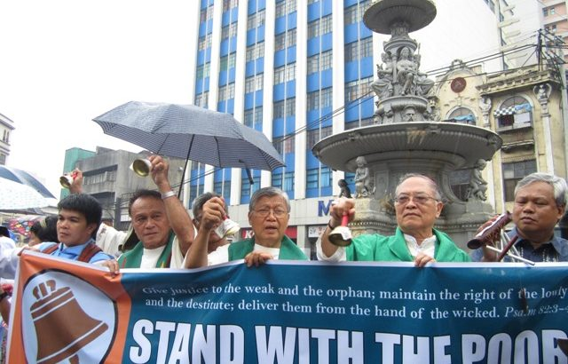 People's Initiative vs pork barrel, political dynasty gets support of CBCP