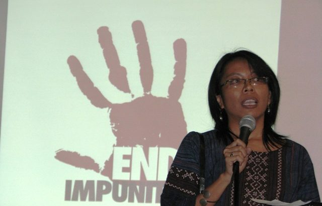 18 women activists killed, 23 detained under Aquino administration
