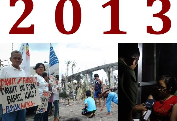 2013 YEARENDER: Defining year for the Aquino Administration