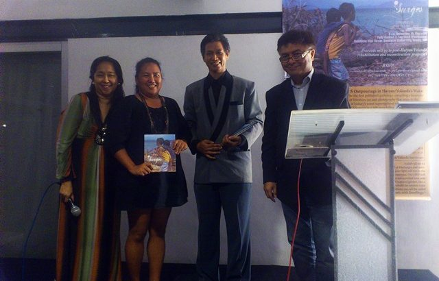 'Surges,' a book on Yolanda, launched