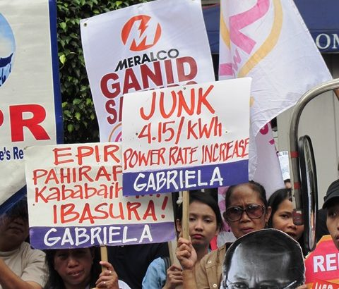 SC asked to permanently strike down Meralco's 'manipulated rate hike'
