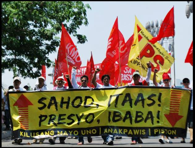 'Are you joking or did you just declare a war?' KMU on Duterte's anti-union spiel