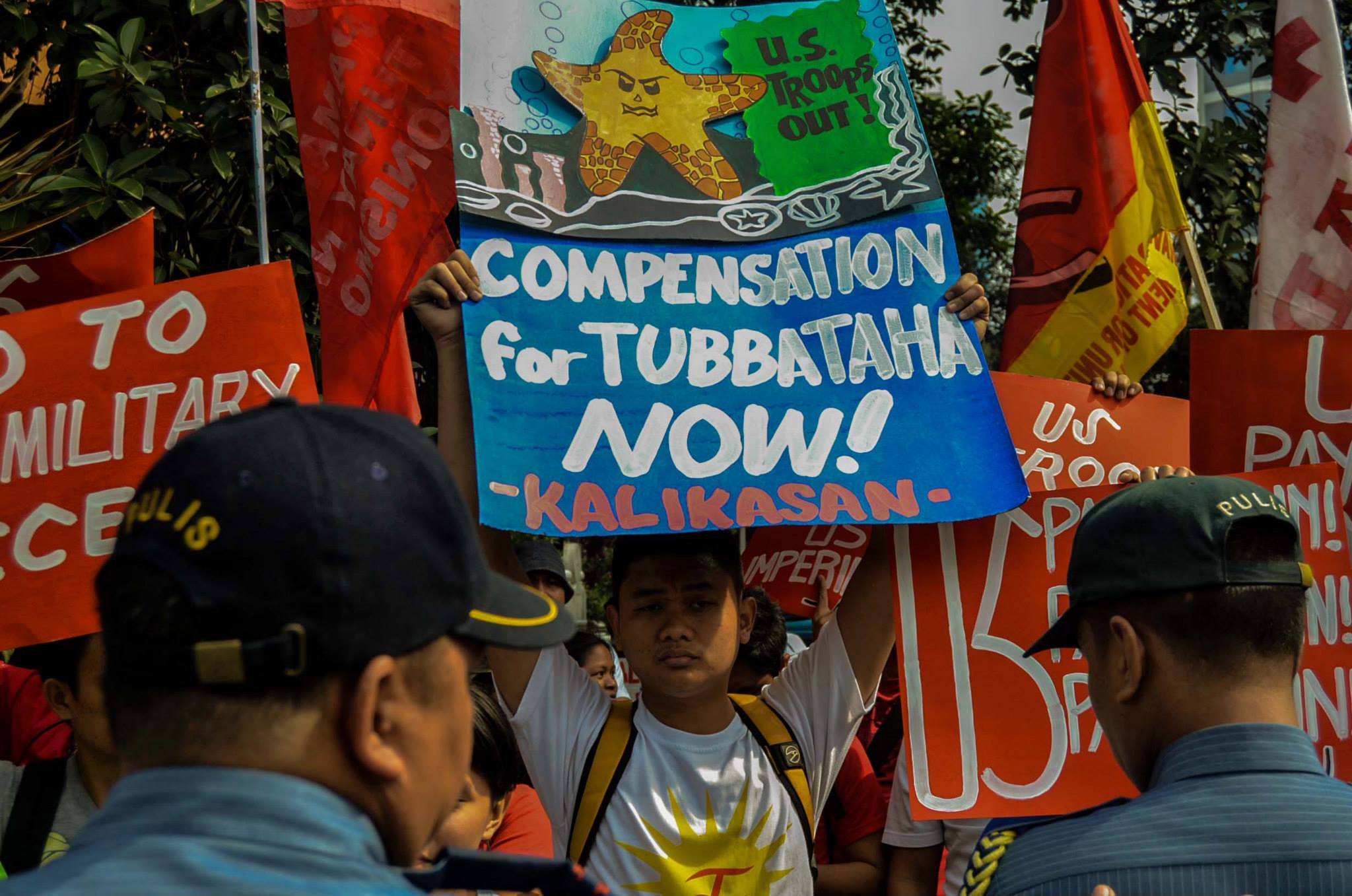 $2-M 'pay-off' by US not enough for Tubbataha damage