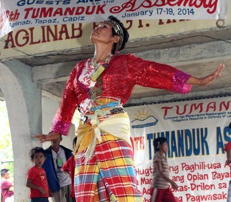 Tumandoks unite against land-grabbing, mega dam, military harassment