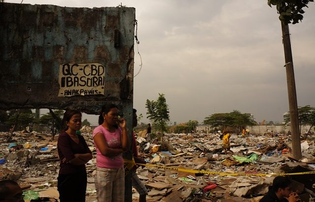 #COVID19Quarantine | Urban poor group reminds gov't 4.5M Filipinos don't have a home