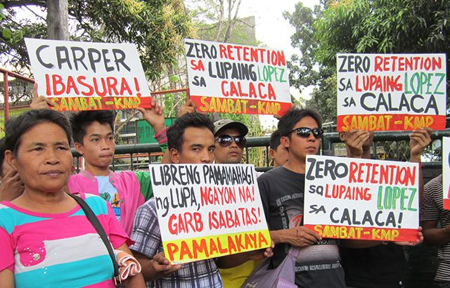 'Branded as farmers by day, NPAs by night' | Soldiers harass Batangas farmers