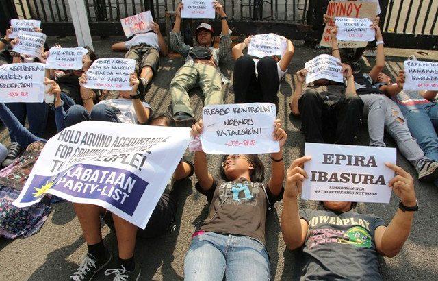 #StrikeTheHike, youth groups slam power rate hike