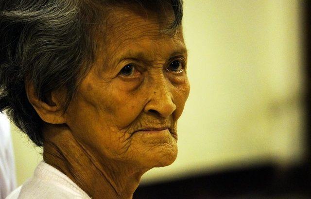 Nanay Mameng celebrates 86th birthday