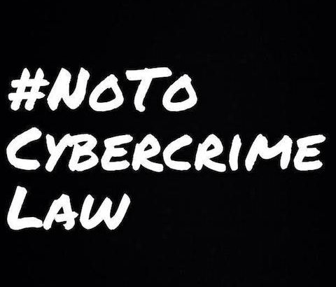 Petitioners to appeal SC decision on Cybercrime Law, set 'Black Tuesday against e-martial law'