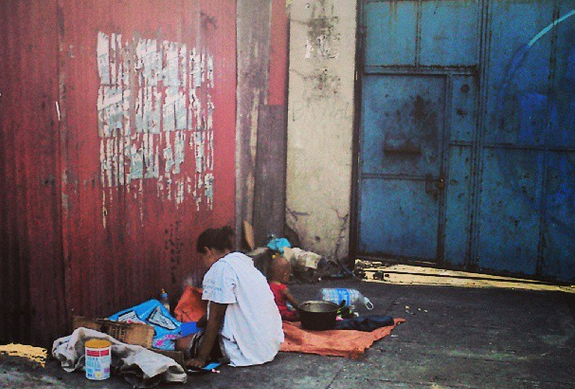 The poverty of anti-poverty policy