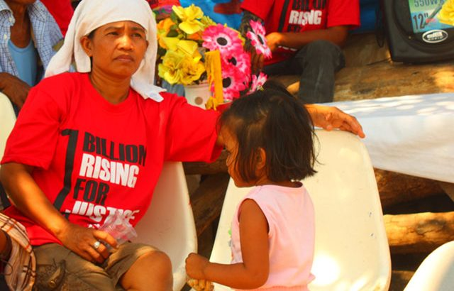 Call for justice for slain Luisita farmworker, supporters reverberates