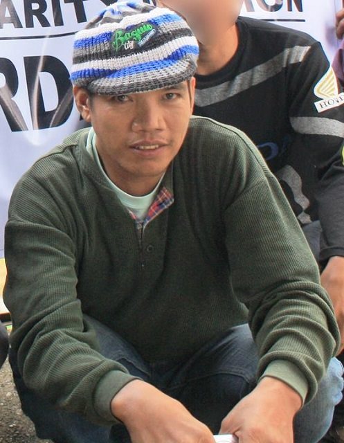 William Bugatti, latest victim of extrajudicial killing under Aquino (Photo courtesy of Karapatan / Bulatlat.com)