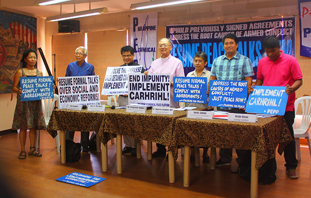 Arrest of Tiamzon couple not good for peace talks – church peace advocates