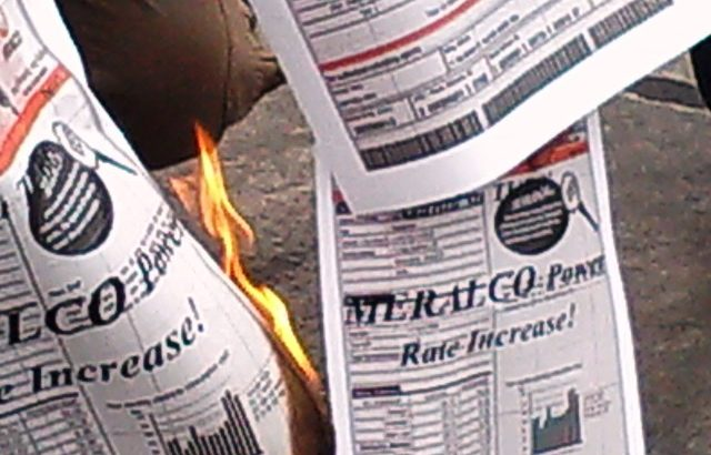 Makati employees hit Meralco rate 'trickery'