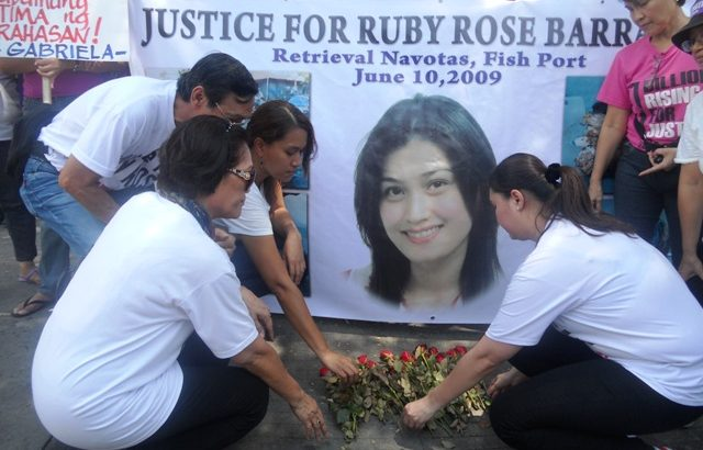 Where is justice for women victims of violence?